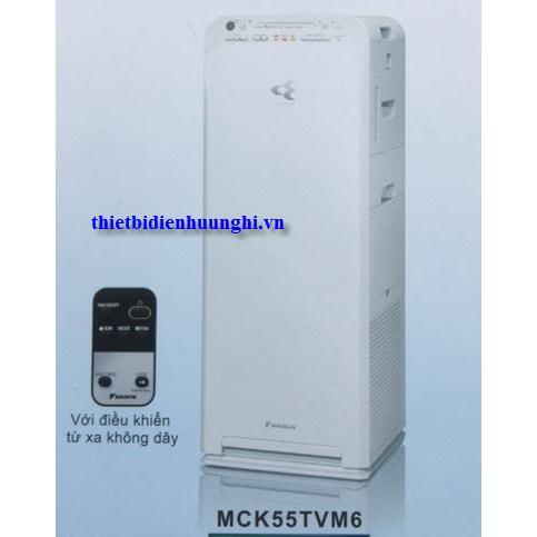 Máy lọc không khí Daikin MCK55TVM6 ( Máy lọc không khí tạo ẩm 41m2 )
