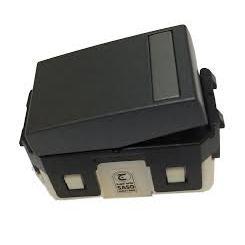 Công tắc điện Panasonic WEG55327MB ( Công tắc điện 16A 2 chiều màu đen )
