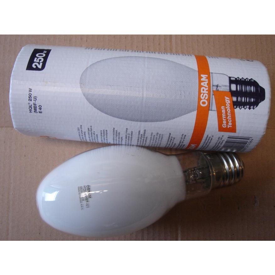 Bóng đèn cao áp Osram HQL250W (Mercury 250W)