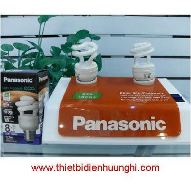 Bóng đèn Panasonic EFD8E65HD3A ( Bóng đèn compact 5W xoắn)