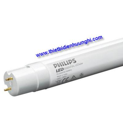 Bóng đèn Philips LED Essential tube 10W / 9W.