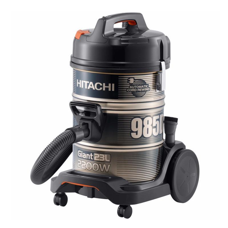 Máy hút bụi Hitachi CV-985DC ( Máy hút bụi thùng công nghiệp 2200W )