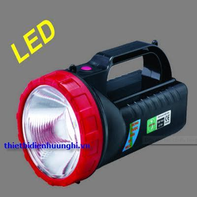 Đèn pin sạc KenTom KT-203 ( Led )