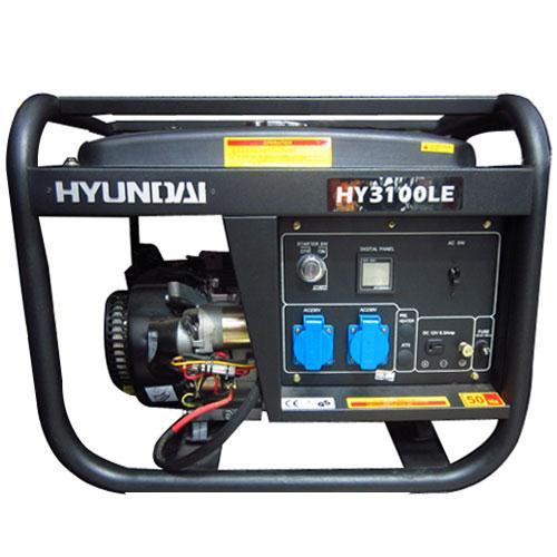 Máy phát điện dân dụng Huyndai HY-3100LE