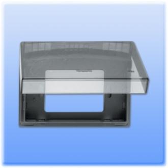Mặt công tắc Panasonic WEG8981 ( Mặt che công tắc kín nước IP55)