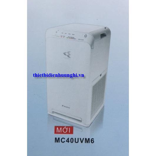 Máy lọc không khí Daikin MC40UVM6 ( Máy lọc khí bụi mịn PM2.5 cho phòng 31m2 )