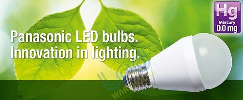 Bóng đèn led Panasonic LDAHV15 ( Bóng đèn led 15W chân vặn E27 )