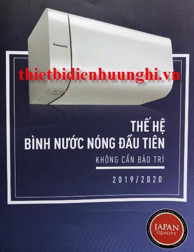 Máy tắm nước nóng Panasonic DH-30HBMVW ( Máy nước nóng gián tiếp Panasonic DH-30HBMVW 30 lít )