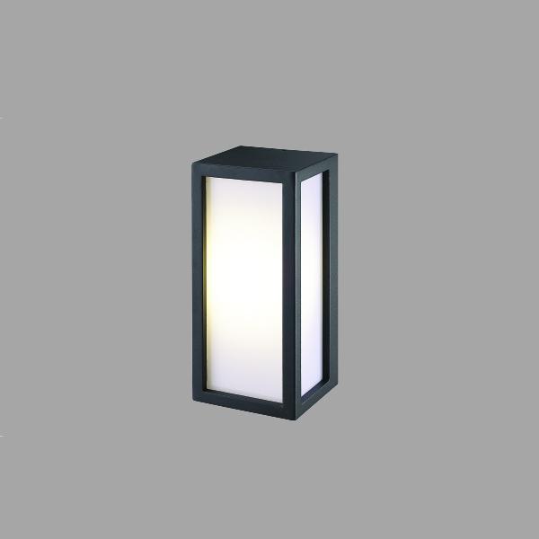 Đèn tường led 5705NBL ( đèn tường led 18W ngoài trời, ánh sáng vàng )