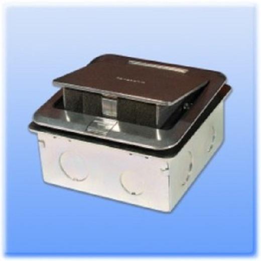 Ổ cắm âm sàn Panasonic DUF1200LTK-1 ( Hộp đế ổ cắm âm đất Panasonic DUF1200LTK 3 thiết bị )