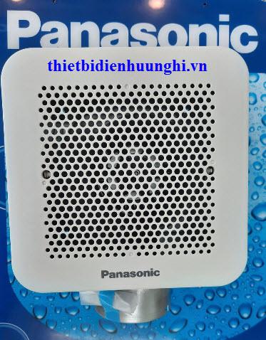Quạt thông gió Panasonic FV-24CU8 ( Quạt hút gió 140CMH có ống dẫn khí 100mm )