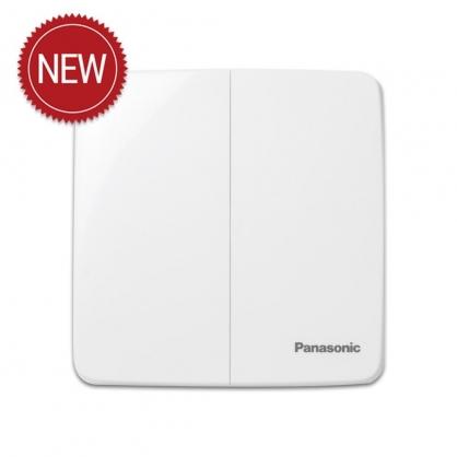Công tắc điện Panasonic WMT504VN ( Bộ 2 công tắc điện 2 chiều dòng Minerva mặt vuông )