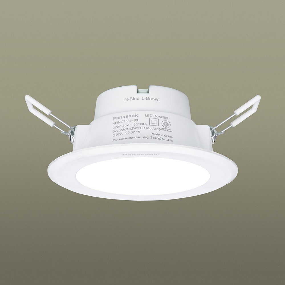 Đèn led downlight Panasonic NNNC7596488 ( Đèn led âm trần Panasonic 9W )