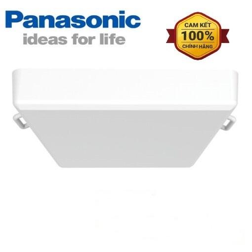 Đèn led âm trần Panasonic rimless NNNC7621388 9W vuông - Đèn led downlight Panasonic rimless NNNC7621388 9W vuông