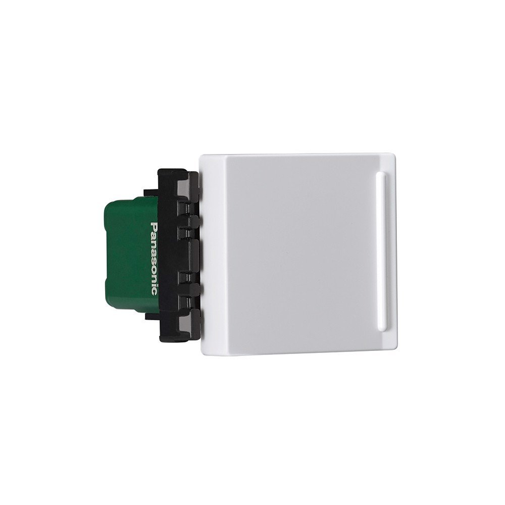 Công tắc điện Panasonic WEVH5521 ( Công tắc điện Halumie 1 chiều )