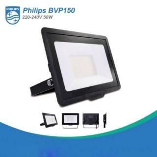 Đèn pha led Philips BVP150 50W tiêu chuẩn kín nước IP65 ngoài trời
