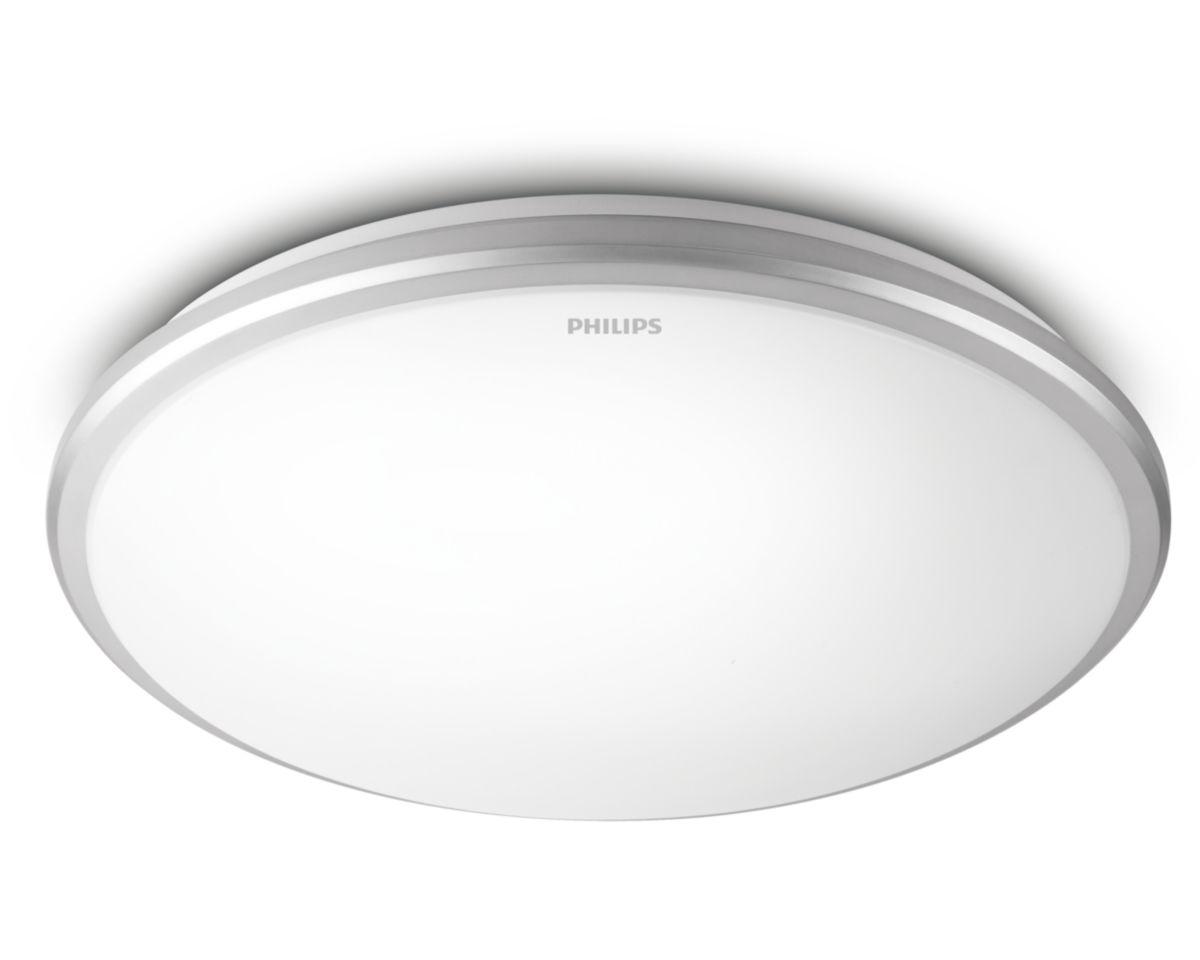 Đèn áp trần led Philips CL254 EC 12W ( Đèn ốp trần led Philips CL254 EC 12W viền tròn d=287mm )