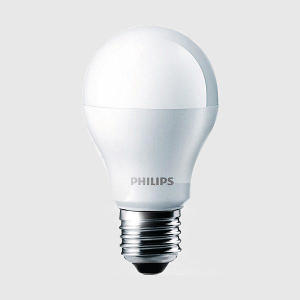 Bóng đèn led tròn Philips Essential 11W - Bóng đèn tròn led Philips Essential 11W chân vặn E27