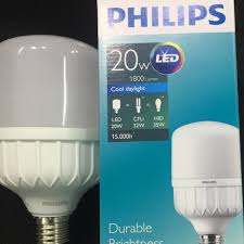 Bóng đèn led Philips TForce 20W ( Bóng led trụ Philips HB công suất 20W )