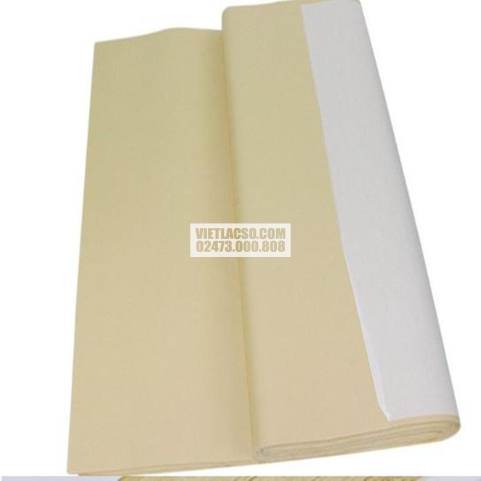 Giấy Tuyên Chỉ (Xuyến Chỉ) viết thư pháp cắt sẵn khổ B4 25x35cm chất lượng thượng hạng
