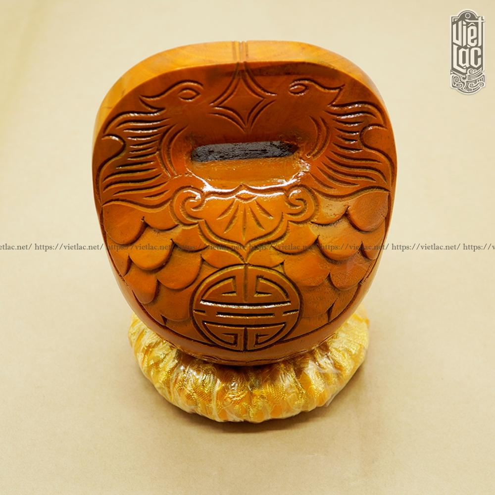 Mõ Huế 2 tay gỗ mít lõi