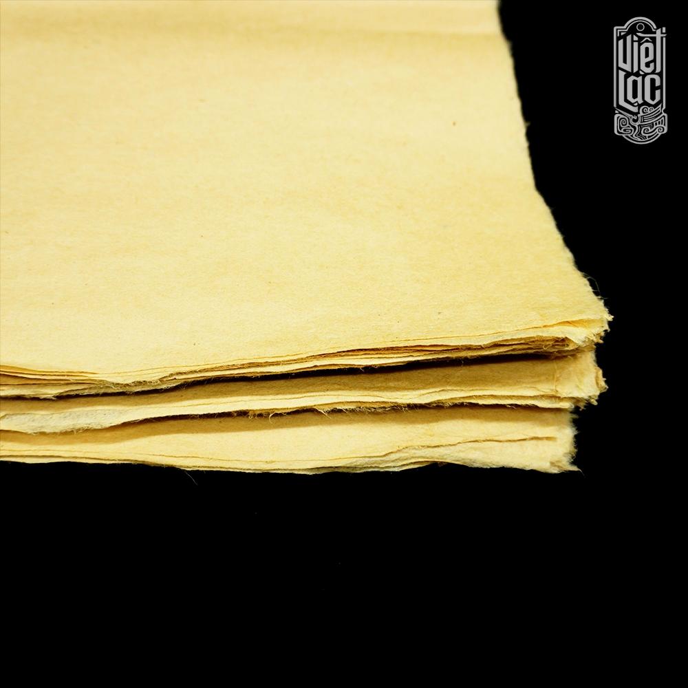 Giấy dó truyền thống Việt Nam khổ 40x60cm