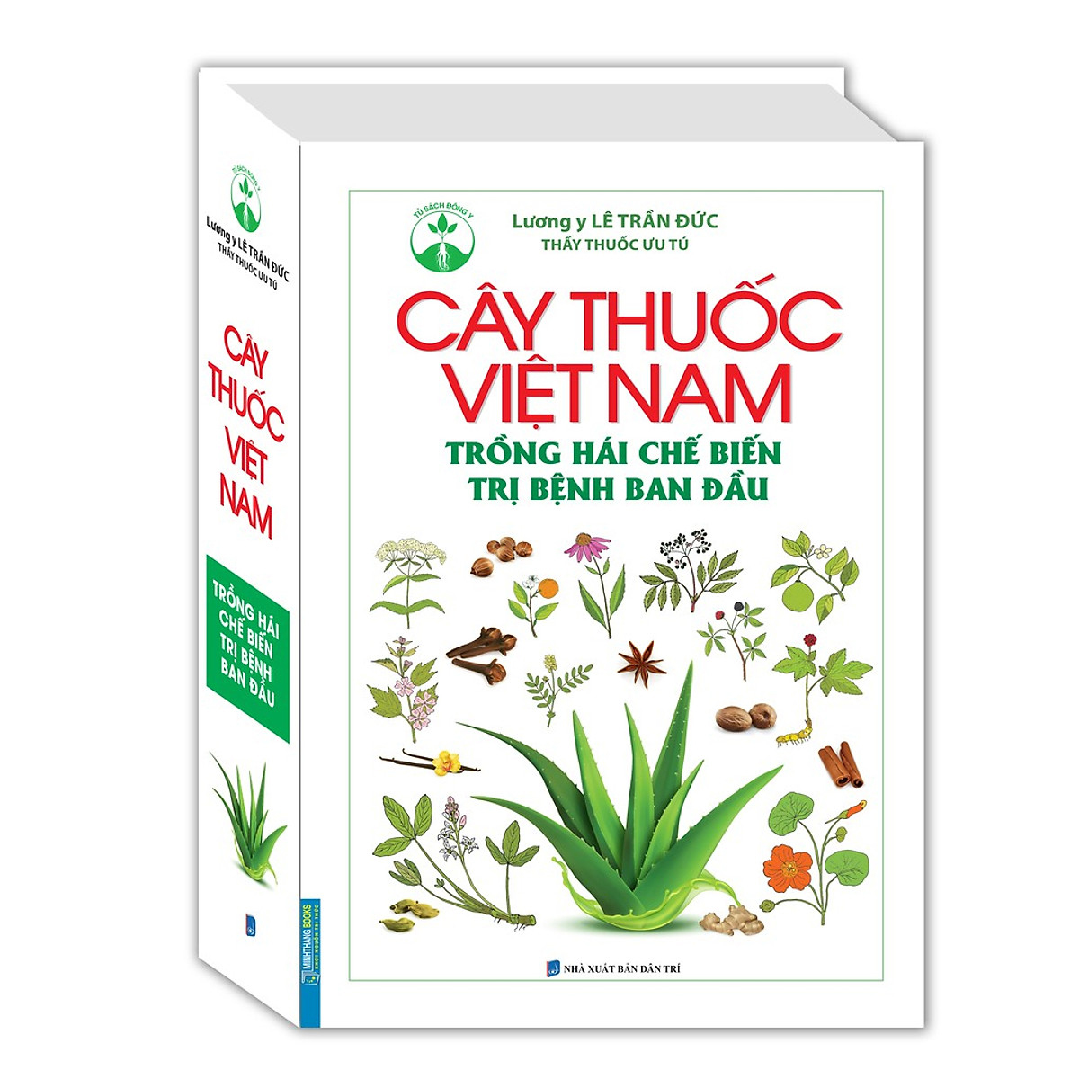 Cây Thuốc Việt Nam Trồng Hái Chế Biến Trị Bệnh Ban Đầu (bìa cứng)
