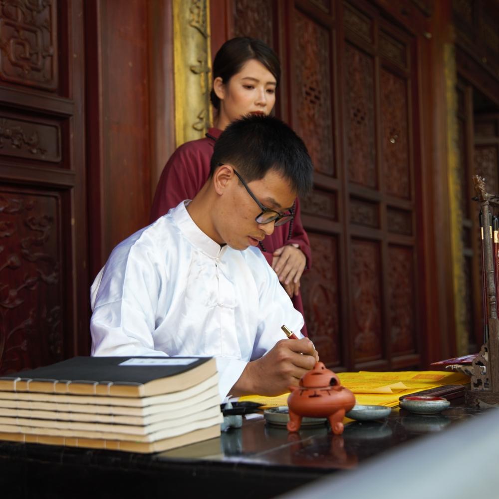 Khóa học Hán Nho Sơ Cấp Trực Tuyến