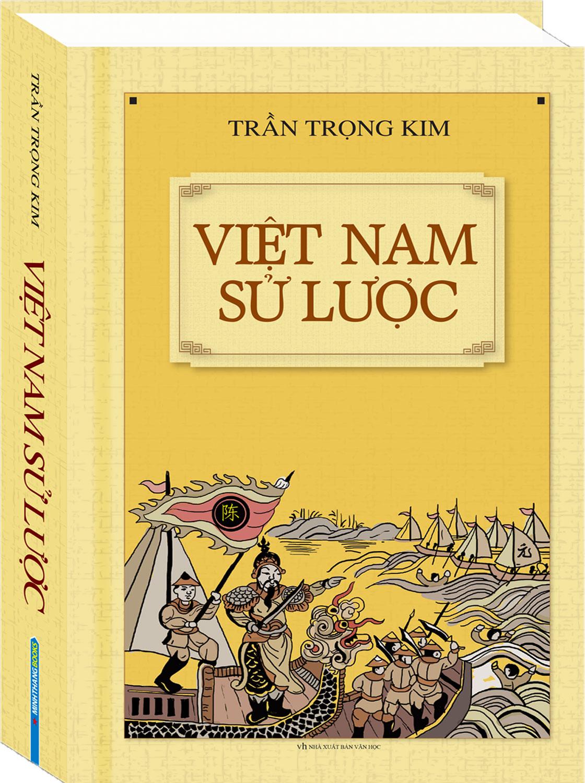 Việt Nam Sử Lược (bìa cứng - tái bản)