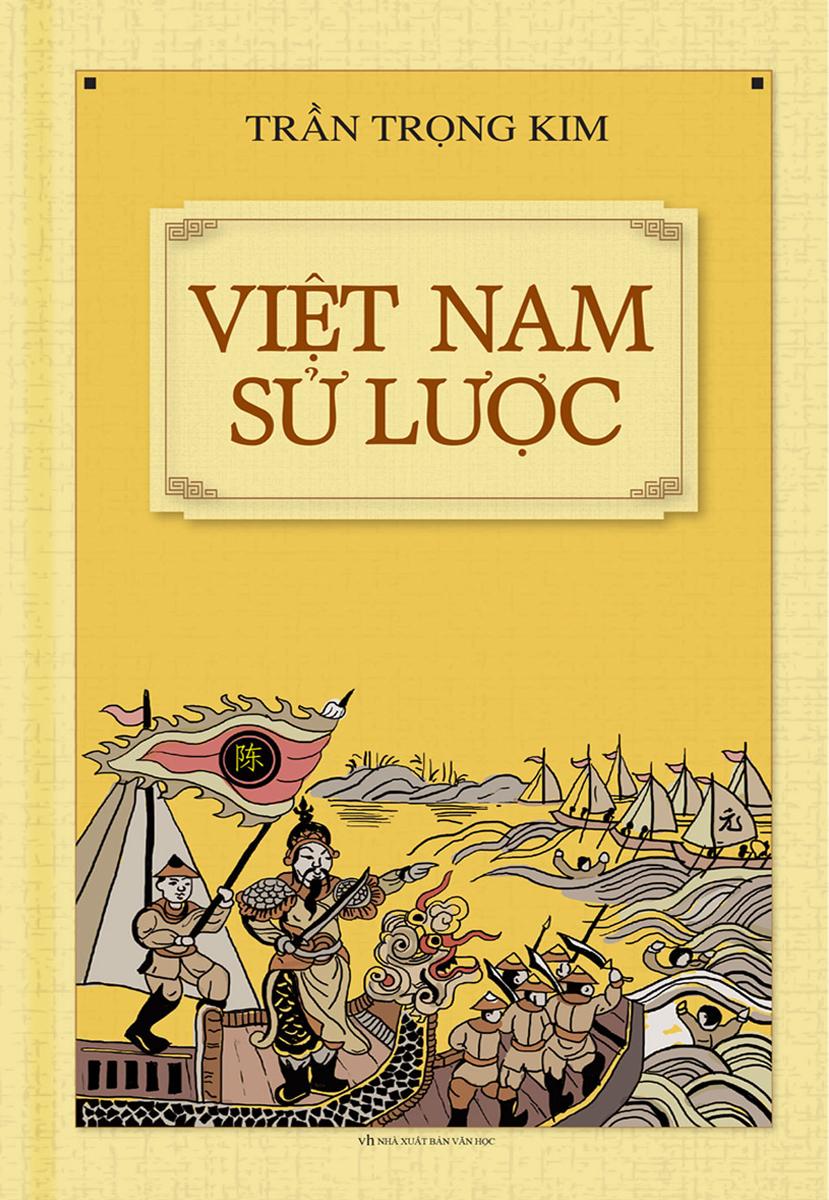 Việt Nam Sử Lược (bìa mềm) - Tái Bản