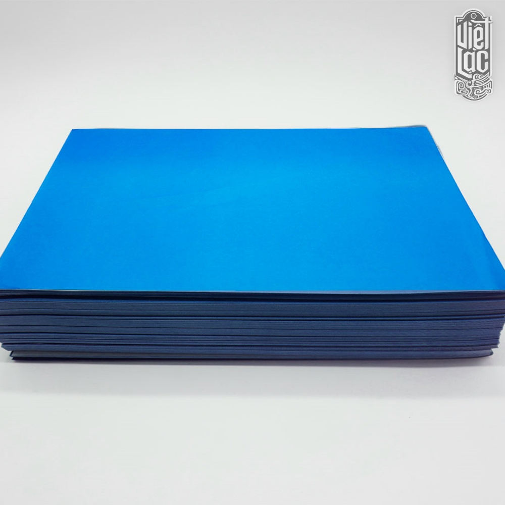 Giấy In Sớ Việt Lạc Giấy In Sớ Việt Lạc a3s 1000D70 nền xanh dương