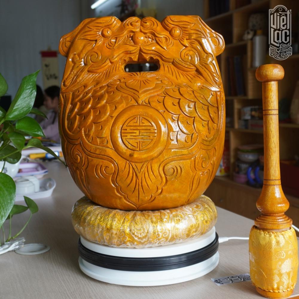 Mõ Huế 5 tay gỗ mít