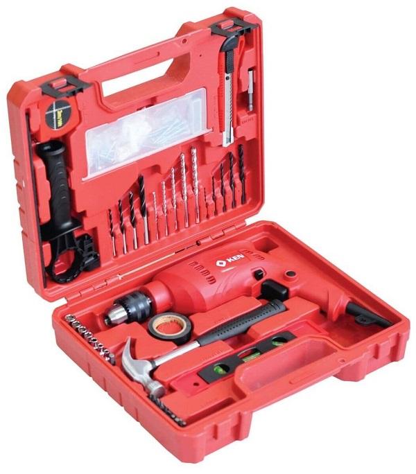 Máy khoan đông lực Ken 6913S | HomeCenterVN.com - Tổng kho đồ dùng thiết bị  trong nhà cửa đời sống