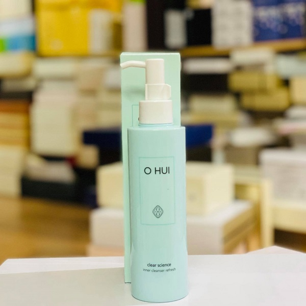 Dung dịch vệ sinh phụ nữ Cao cấp Ohui Body Science Inner Cleanser Refresh