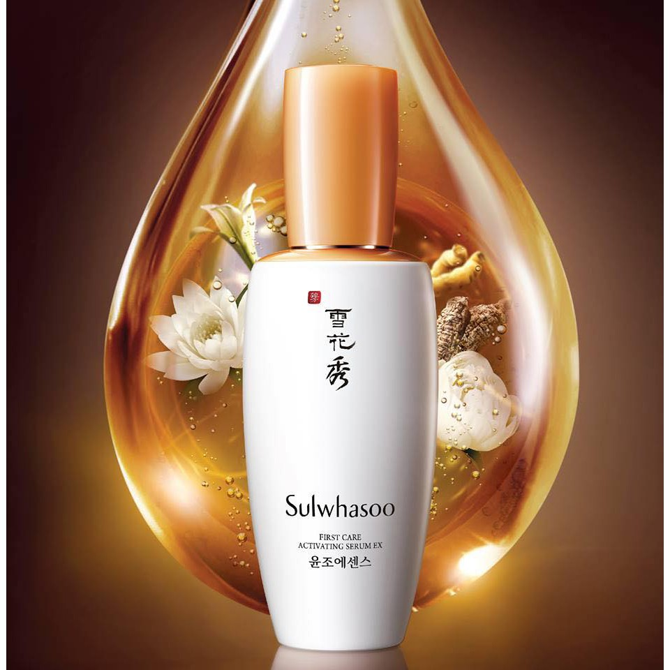 Mỹ phẩm Sulwhasoo First Care Activating Serum Ex