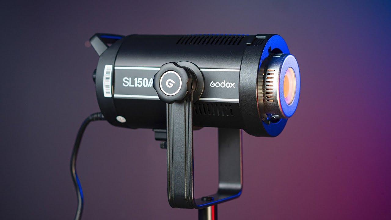 Đèn Led quay phim chụp ảnh Godox SL150W II