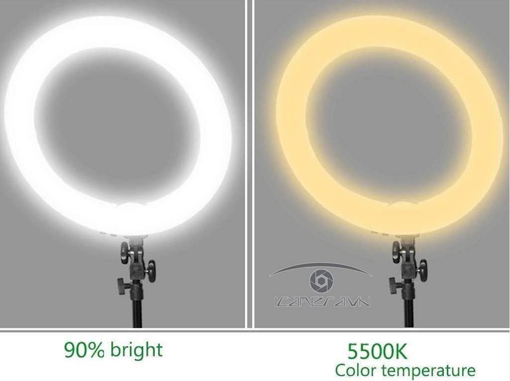 Đèn LED ring light thế hệ mới RL-18B