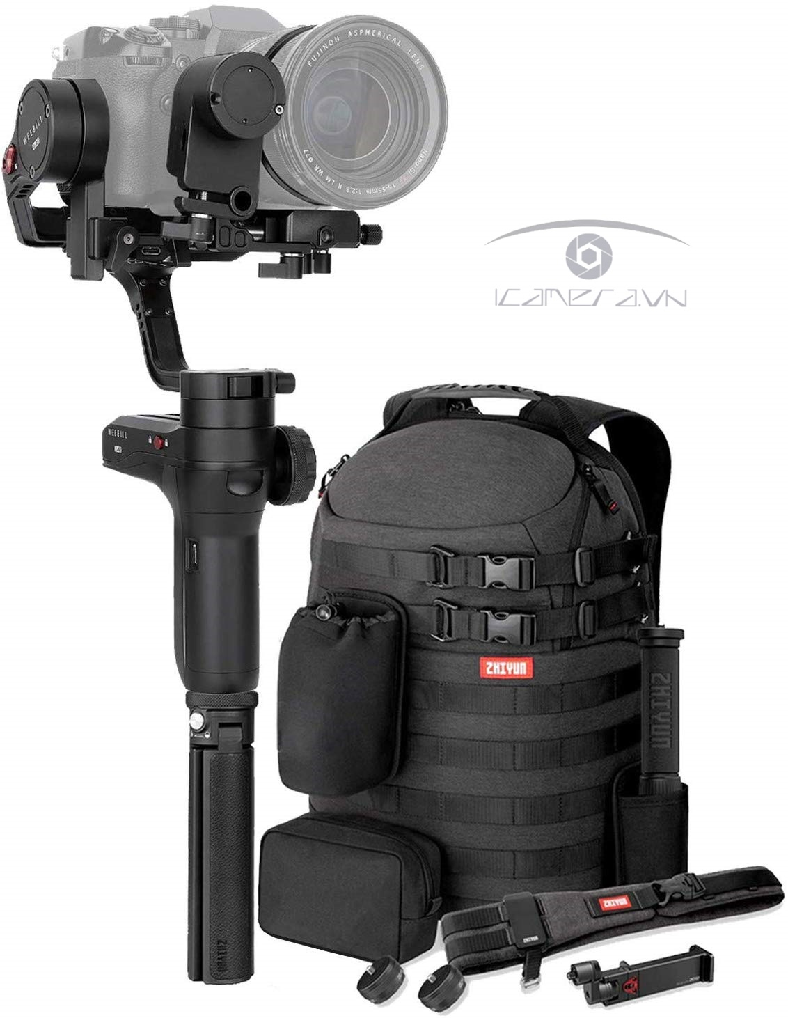 Gimbal chống rung Weebill LAB Combo 2 - Master Package