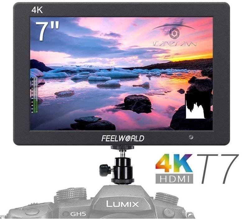 Màn hình monitor Feelworld T7 7inches 4K