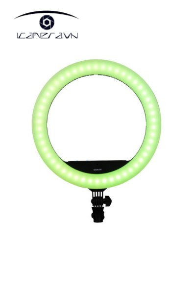 LED Ring Light NanLite Halo 16C RGB hcm gia re