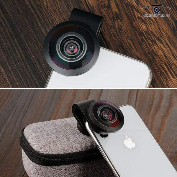 ong kinh Ulanzi HD Fisheye 238 do 7.5mm gia re ha noi