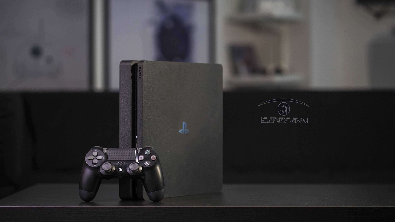 Máy chơi game PlayStation Sony PS4 Slim chính hãng tại Hà Nội