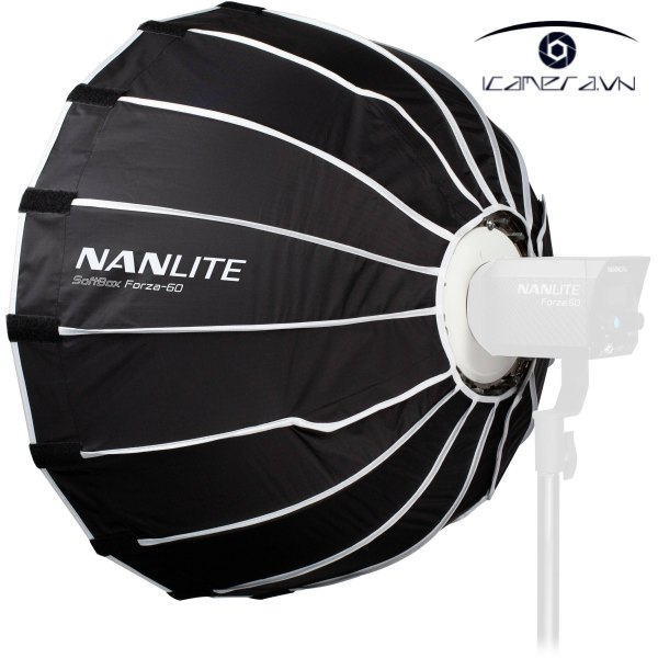 Softbox cho NanLite Forza 60 ha noi gia re