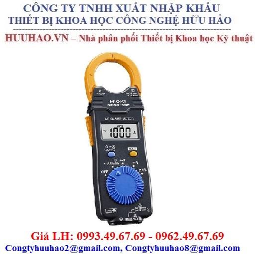 Ampe kìm AC Hioki 3280-20F (1000A, True RMS)