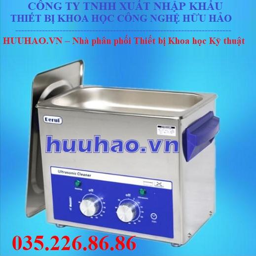 Máy rửa siêu âm gia nhiệt Derui DR-MH20