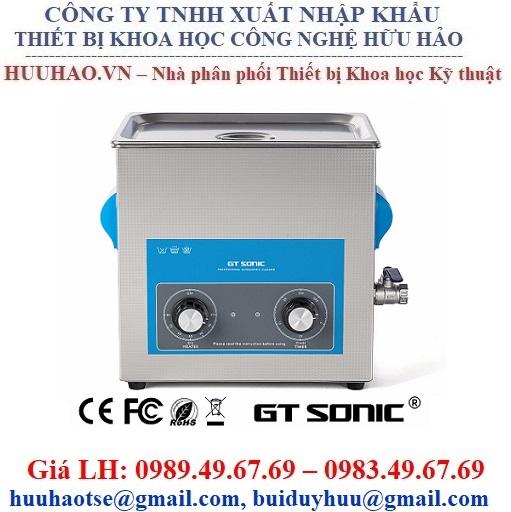 Bể Rửa Siêu Âm 6 lít GT Sonic VGT-1860QT