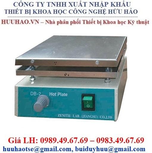 Bếp điện mặt phẳng, Bếp gia nhiệt Zenith Lab DB-series