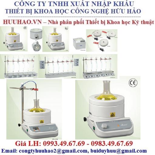 Bảng giá bếp đun cốc đốt thủy tinh Misung