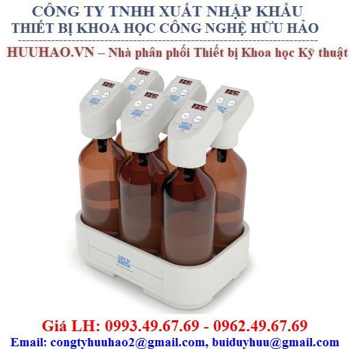 Hệ thống xác định BOD Velp BOD System 6