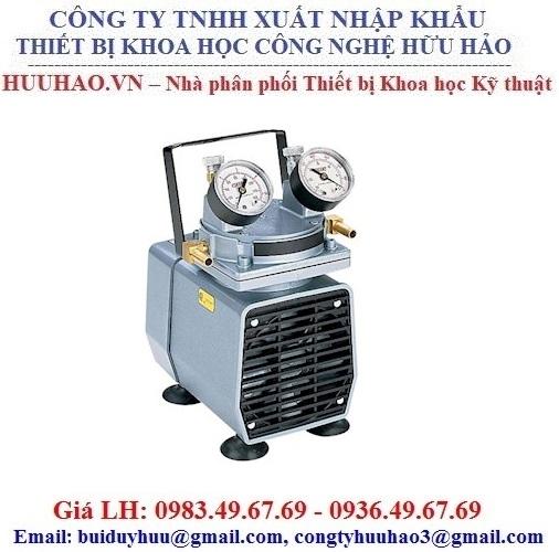 Bơm hút chân không màng Gast DOA - P504 BN